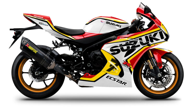suzuki gsx-r1000r legend edition