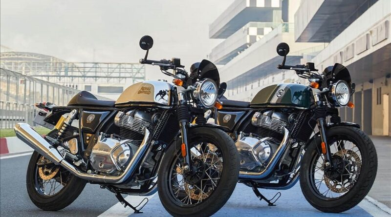 2021 continental gt 650