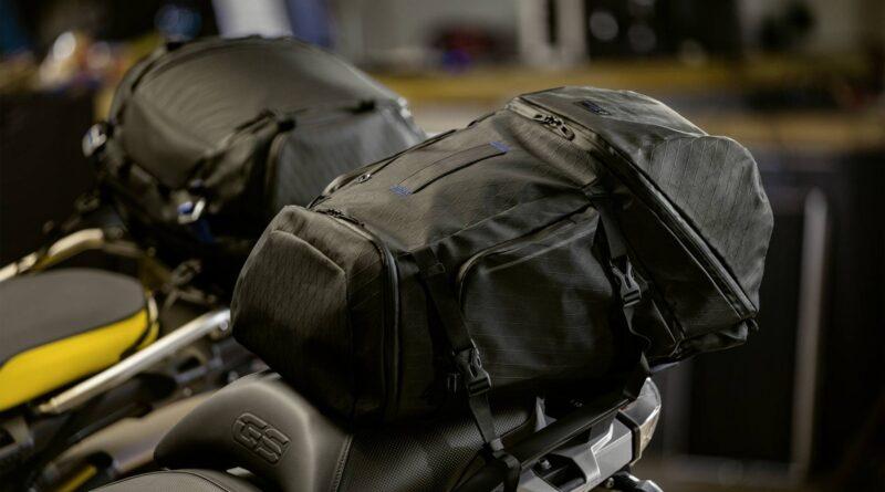 bmw motorrad soft luggage