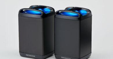 honda swappable batteries