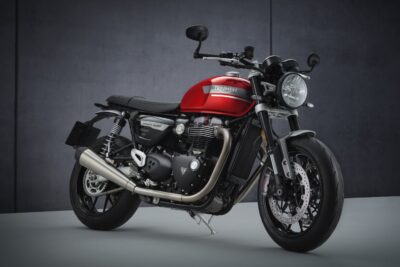 2021 triumph speed twin front