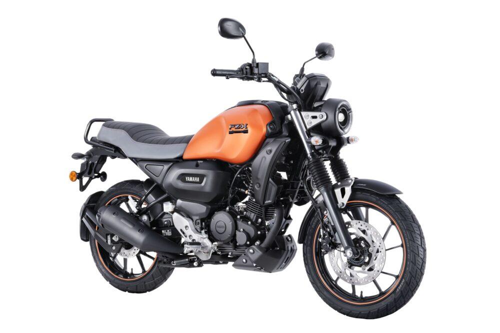 2022 yamaha fz-x copper