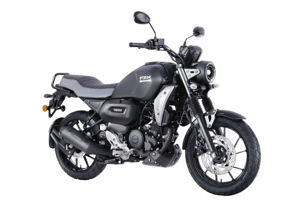 2022 yamaha fz-x black