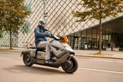bmw ce 04 electric scooter