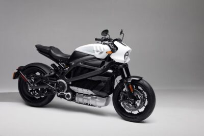 livewire one white front