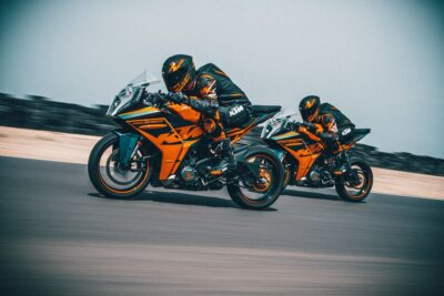 2022 ktm rc 390 racing
