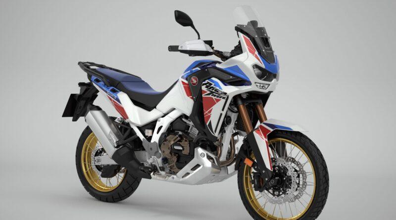2022 honda crf1100l africa twin adventure sports tricolor