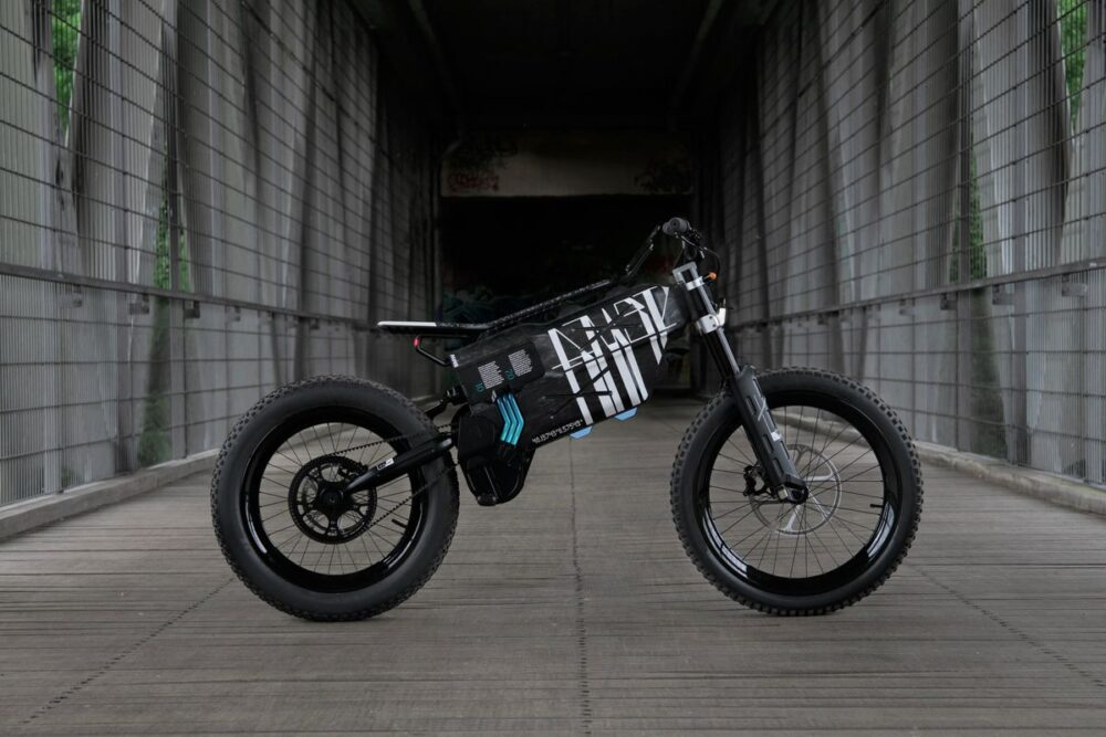 bmw electric bicycle