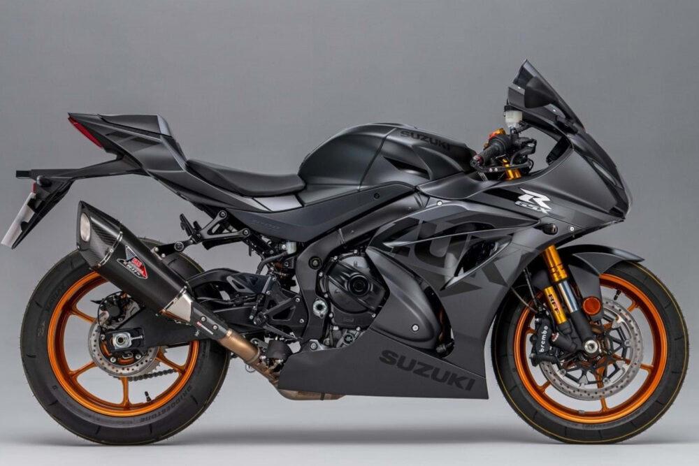 2022 suzuki gsx-r1000r phantom right side
