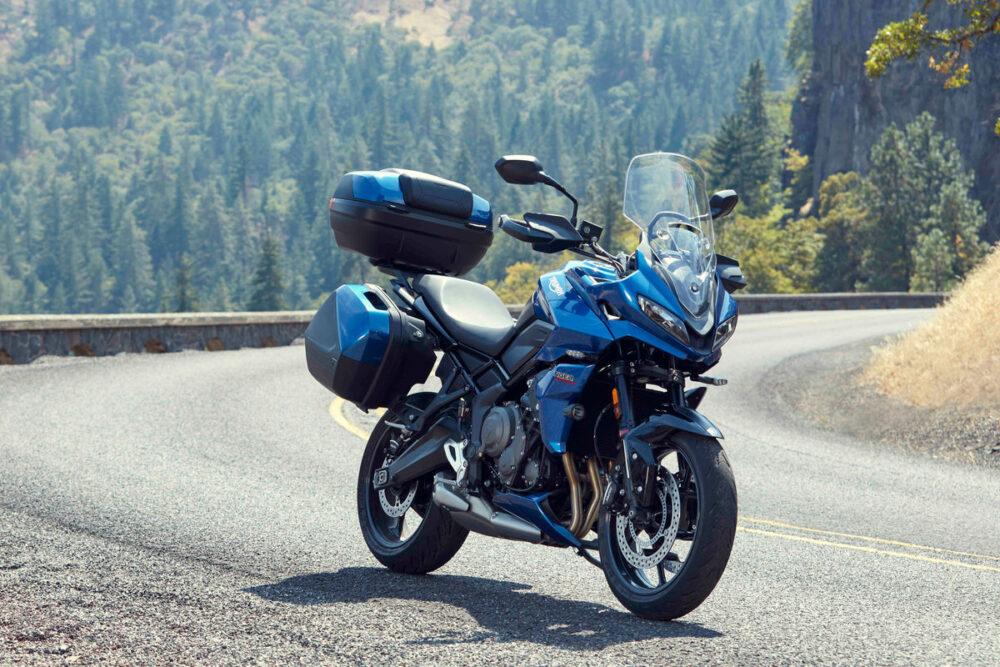 2022 tiger sport 660 blue
